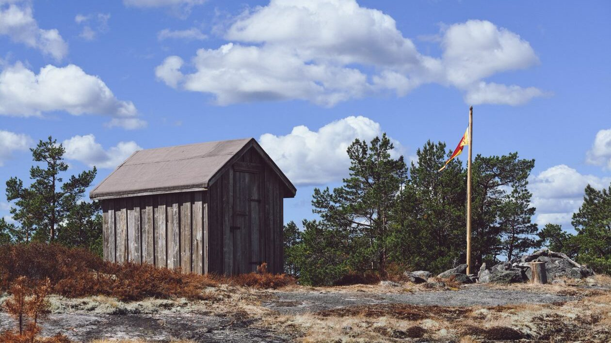 Berget Berättar Vaktkojberget Bromarv