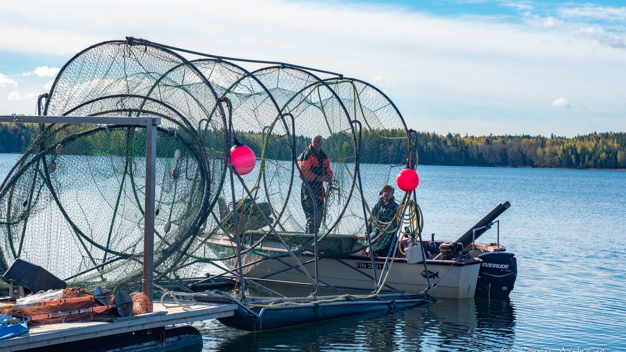 Fiskare Bromarv