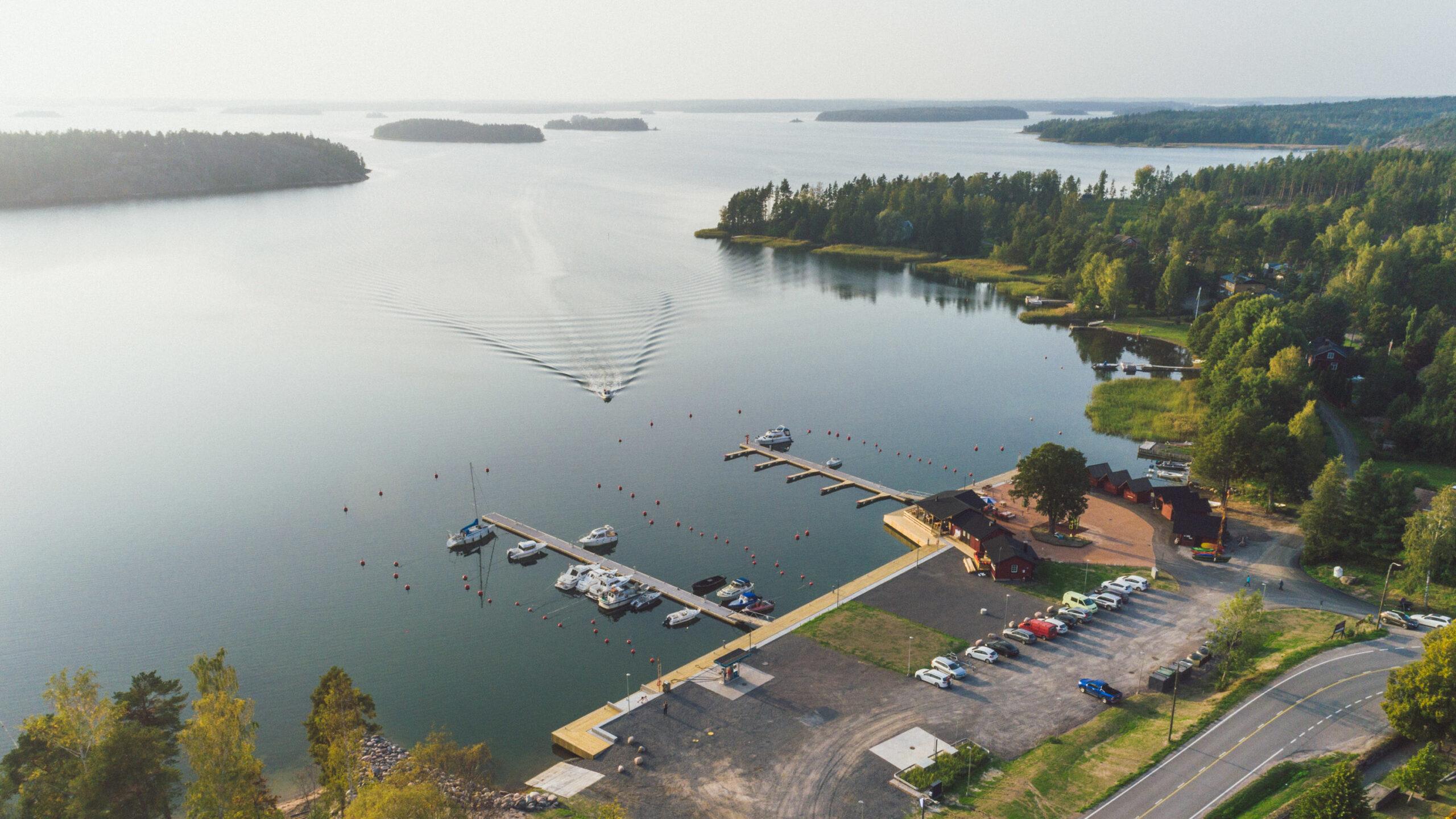 Bromarv Skärgårdshamn