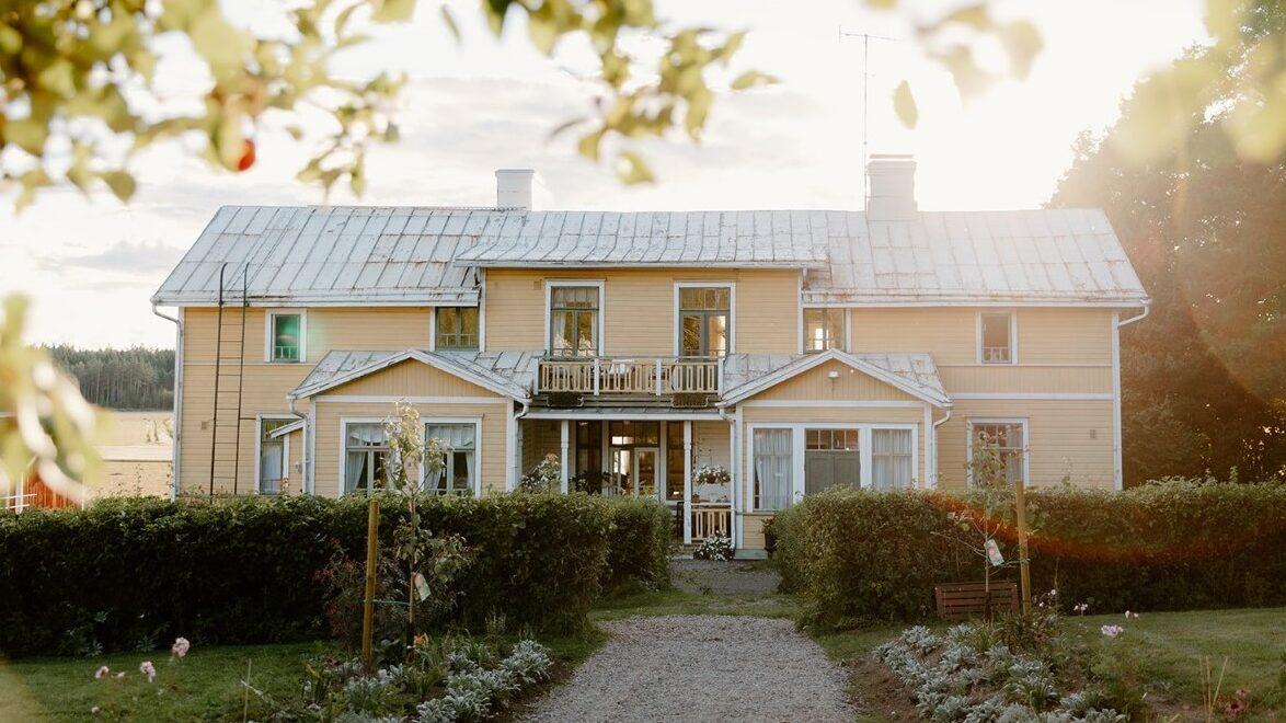 Kansjerf Kulturgård Bromarv